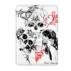 Skull Love Affair Samsung Galaxy Tab 2 (10.1 ) P5100 Hardshell Case