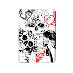 Skull Love Affair Apple iPad Mini 2 Hardshell Case