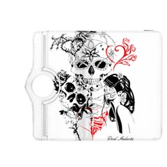 Skull Love Affair Kindle Fire HDX 8.9  Flip 360 Case