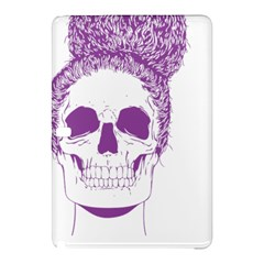 Purple Skull Bun Up Samsung Galaxy Tab Pro 12.2 Hardshell Case