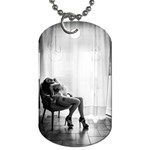 Silvia Dog Tag (Two-sided)  Front