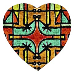 Lap Jigsaw Puzzle (Heart)