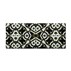 Abstract Geometric Modern Pattern  Hand Towel