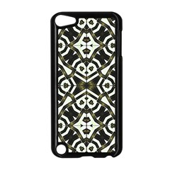 Abstract Geometric Modern Pattern  Apple Ipod Touch 5 Case (black)