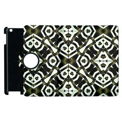 Abstract Geometric Modern Pattern  Apple Ipad 3/4 Flip 360 Case