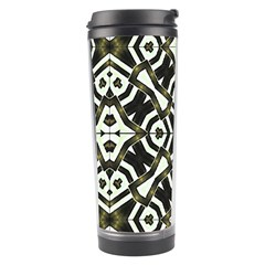 Abstract Geometric Modern Pattern  Travel Tumbler