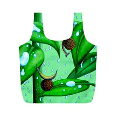 Playing In The Rain Reusable Bag (M)