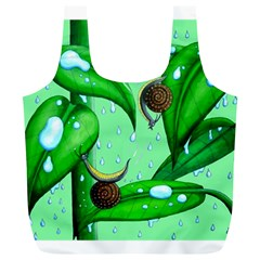 Playing In The Rain Reusable Bag (XL)