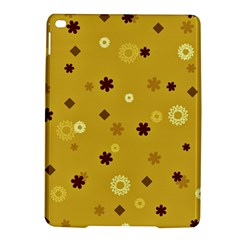 Abstract Geometric Shapes Design in Warm Tones Apple iPad Air 2 Hardshell Case