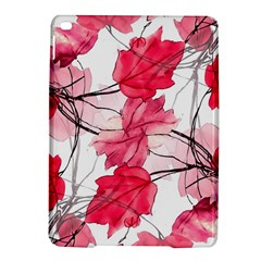 Floral Print Swirls Decorative Design Apple Ipad Air 2 Hardshell Case