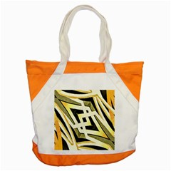 Art Print Tribal Style Pattern Accent Tote Bag