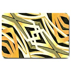 Art Print Tribal Style Pattern Large Door Mat