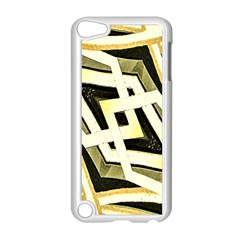 Art Print Tribal Style Pattern Apple Ipod Touch 5 Case (white)