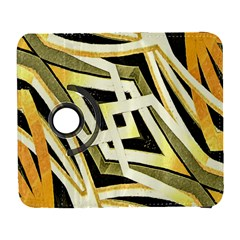 Art Print Tribal Style Pattern Samsung Galaxy S  Iii Flip 360 Case