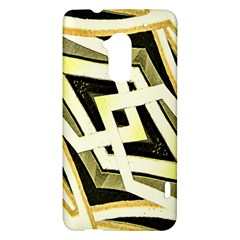 Art Print Tribal Style Pattern HTC One Max (T6) Hardshell Case