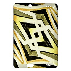 Art Print Tribal Style Pattern Kindle Fire HD (2013) Hardshell Case