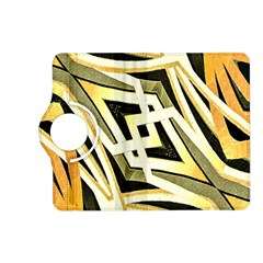 Art Print Tribal Style Pattern Kindle Fire HD (2013) Flip 360 Case