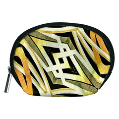 Art Print Tribal Style Pattern Accessory Pouch (Medium)
