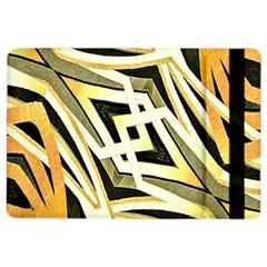 Art Print Tribal Style Pattern Apple iPad Air 2 Flip Case