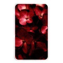 Red Flowers Bouquet In Black Background Photography Memory Card Reader (rectangular)