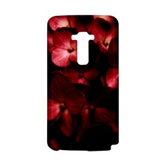 Red Flowers Bouquet in Black Background Photography LG G Flex D958 Hardshell Case
