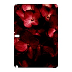 Red Flowers Bouquet in Black Background Photography Samsung Galaxy Tab Pro 12.2 Hardshell Case