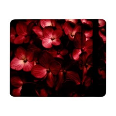 Red Flowers Bouquet in Black Background Photography Samsung Galaxy Tab Pro 8.4  Flip Case