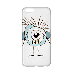 Cute Weird Caricature Illustration Apple iPhone 6 Hardshell Case