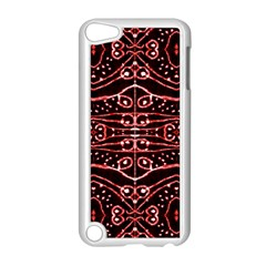 Tribal Ornate Geometric Pattern Apple Ipod Touch 5 Case (white)