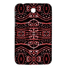 Tribal Ornate Geometric Pattern Samsung Galaxy Tab 3 (7 ) P3200 Hardshell Case