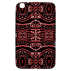 Tribal Ornate Geometric Pattern Samsung Galaxy Tab 3 (8 ) T3100 Hardshell Case