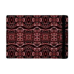Tribal Ornate Geometric Pattern Apple iPad Mini 2 Flip Case