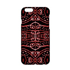 Tribal Ornate Geometric Pattern Apple Iphone 6 Hardshell Case