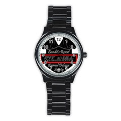 image Sport Metal Watch (Black)