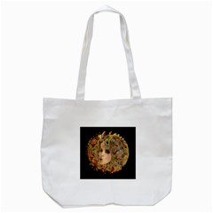 Organic Planet Tote Bag (White)