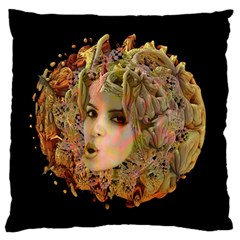 Organic Planet Standard Flano Cushion Case (two Sides)