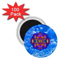 Sky Horizon 1.75  Button Magnet (100 pack)