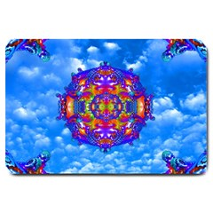 Sky Horizon Large Door Mat
