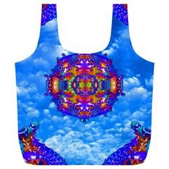 Sky Horizon Reusable Bag (XL)