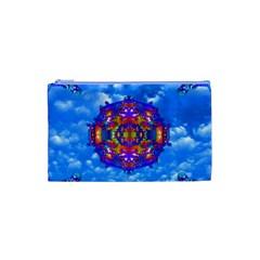 Sky Horizon Cosmetic Bag (xs)