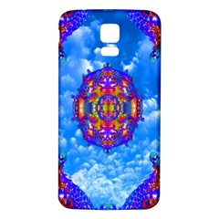 Sky Horizon Samsung Galaxy S5 Back Case (White)