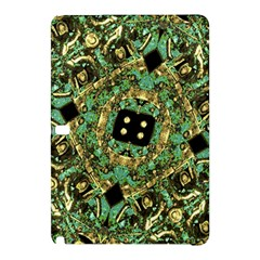 Luxury Abstract Golden Grunge Art Samsung Galaxy Tab Pro 10.1 Hardshell Case