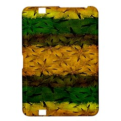 Tribal Floral Pattern Kindle Fire HD 8.9  Hardshell Case