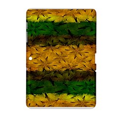 Tribal Floral Pattern Samsung Galaxy Tab 2 (10.1 ) P5100 Hardshell Case