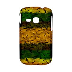 Tribal Floral Pattern Samsung Galaxy S6310 Hardshell Case