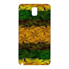 Tribal Floral Pattern Samsung Galaxy Note 3 N9005 Hardshell Back Case