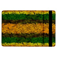 Tribal Floral Pattern Apple iPad Air Flip Case