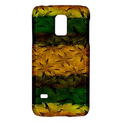 Tribal Floral Pattern Samsung Galaxy S5 Mini Hardshell Case
