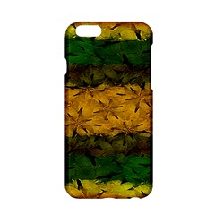 Tribal Floral Pattern Apple iPhone 6 Hardshell Case