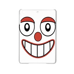 Happy Clown Cartoon Drawing Apple Ipad Mini 2 Hardshell Case